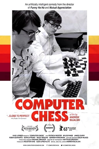 Poster of Computer Chess