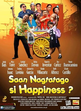 Poster of Where is Happiness Hiding?
