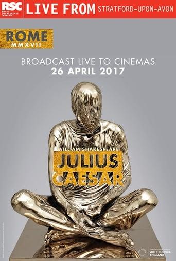 Poster of RSC Live: Julius Caesar