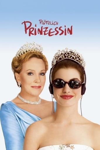 Filmplakat von Plötzlich Prinzessin