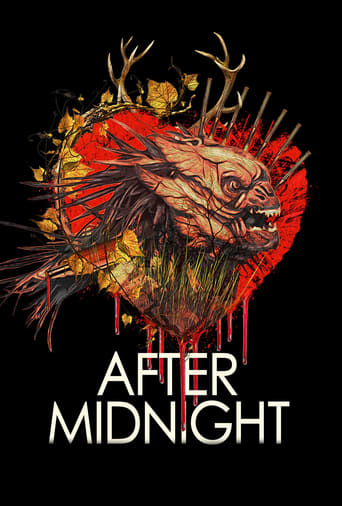 After Midnight (2019) - poster