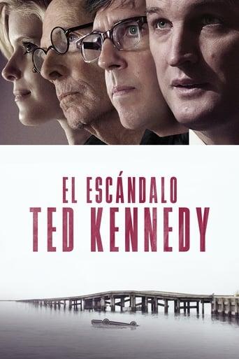 Poster of El escándalo Ted Kennedy