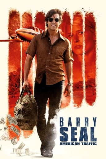 Poster of Barry Seal - American Traffic