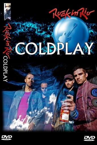 Poster of Coldplay: Rock in Rio 2011