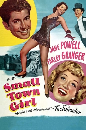 Small Town Girl Movie Poster