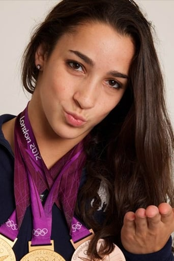 Aly Raisman alias Angel Recruit
