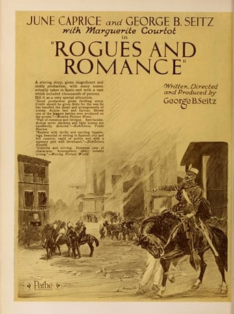 Poster of Rogues and Romance