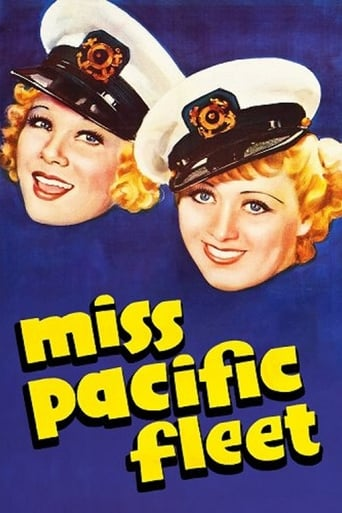 Poster of Miss Pacific Fleet