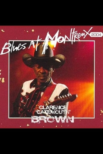 Clarence Gatemouth Brown: Live At Montreux 2004