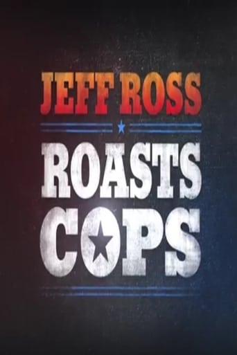 Poster of Jeff Ross Roasts Cops fragman