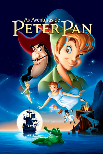 As Aventuras de Peter Pan - Poster