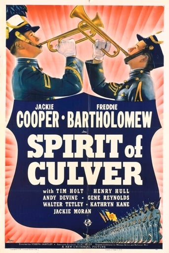 Poster of The Spirit of Culver