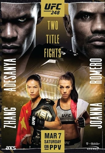 Poster of UFC 248: Adesanya vs. Romero