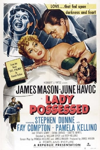 Poster of Lady Possessed