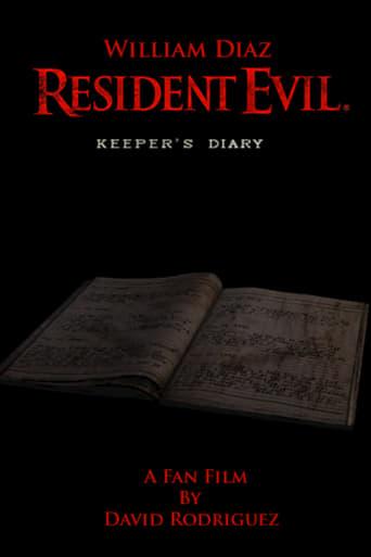 Resident Evil: Keeper's Diary poster