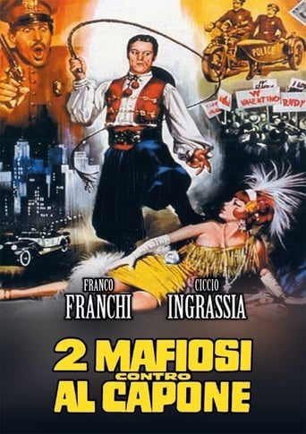 Poster of 2 mafiosi contro Al Capone