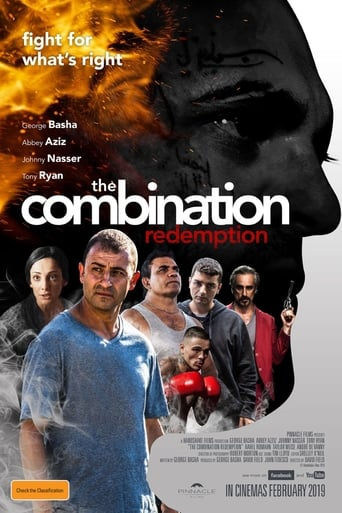 The Combination: Redemption Poster