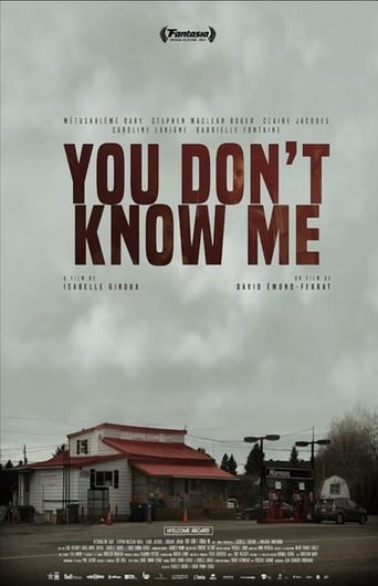 You Don't Know Me Movie Poster