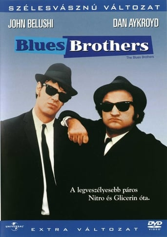 Poster of The Blues Brothers - A blues testvérek