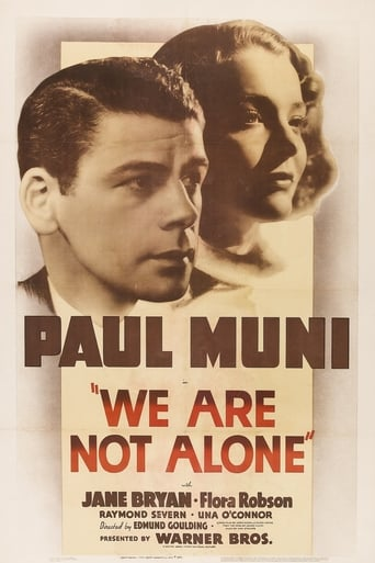 Poster of We Are Not Alone