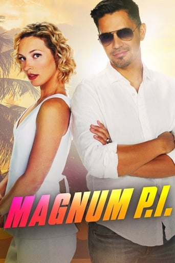 poster Magnum P.I. 3ª Temporada Torrent (2020) Legendado / Dublado WEB-DL 720p | 1080p – Download