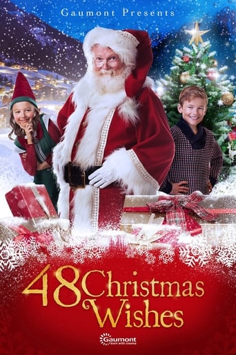 Poster of 48 Christmas Wishes