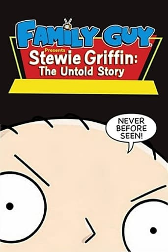 Stewie Griffin: The Untold Story Poster