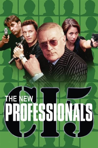 Poster of CI5: The New Professionals