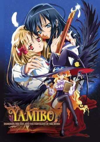 Poster of Yamibo - Darkness, the Hat, and the Travelers of the Books