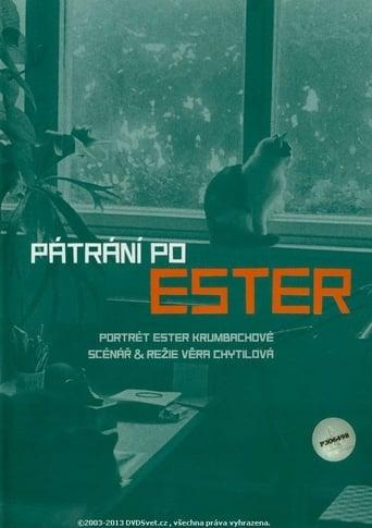 Ver Pátrání po Ester pelicula online