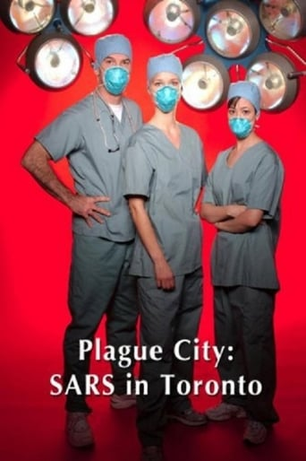Poster of Plague City: SARS in Toronto