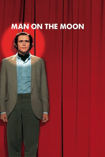 Poster of Man on the Moon