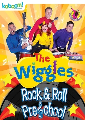 Poster of The Wiggles - Rock and Roll Preschool