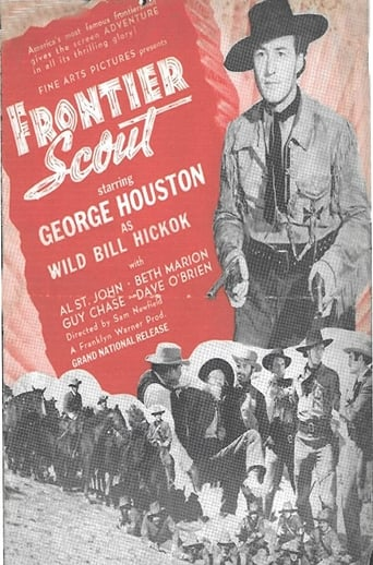 Poster of Frontier Scout