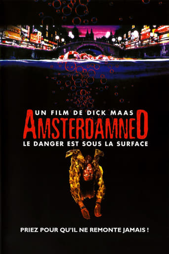 Poster of Amsterdamned