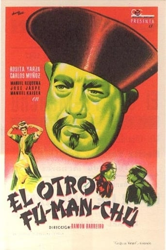 Poster of The Other Fu Manchu