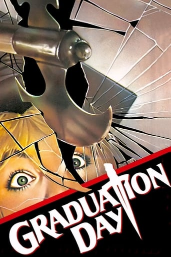 Graduation Day (1981) - poster