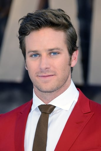 Image of Armie Hammer