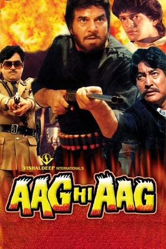 Poster of Aag Hi Aag