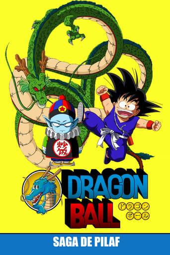 Dragon Ball 1ª Temporada - Poster
