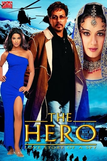 Poster of The Hero: Love Story of a Spy