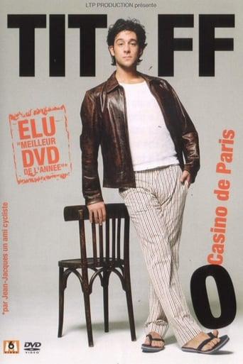 Poster of Titoff au Casino de Paris