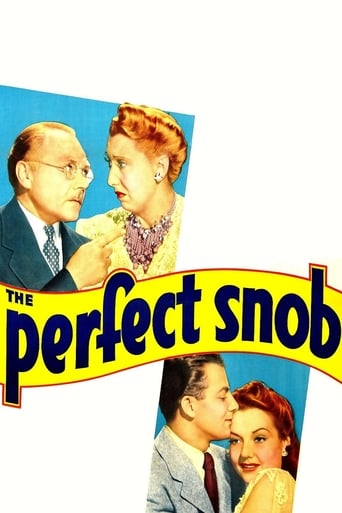 Poster of The Perfect Snob