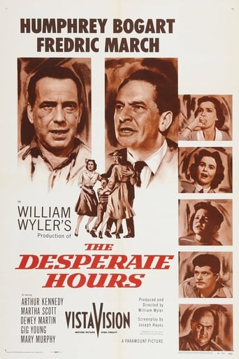Poster of The Desperate Hours