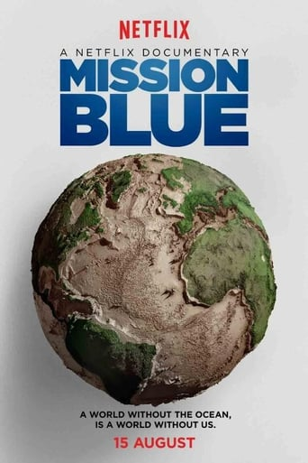 Poster of Mission Blue