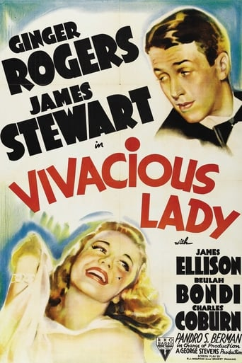 Poster of Vivacious Lady