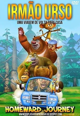 Irmãos Urso: A Viagem de Volta Pra Casa - Poster