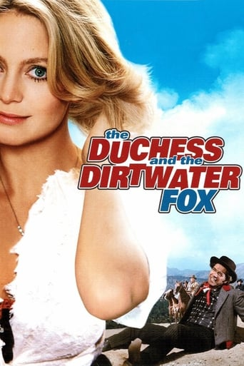 Poster of The Duchess and the Dirtwater Fox