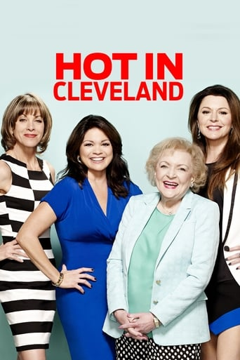 Poster of Hot in Cleveland