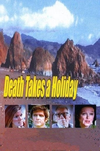 Poster of Death Takes a Holiday